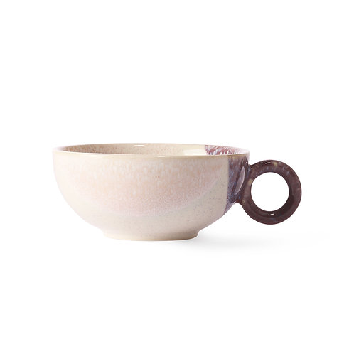 Gallery ceramics Teetasse nude/lilac