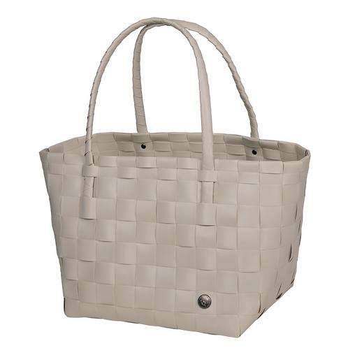 Shopper Paris pale grey