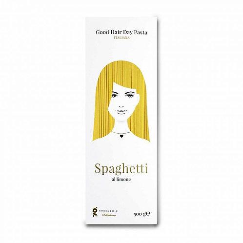 Good Hair Day Pasta Spaghetti al limone