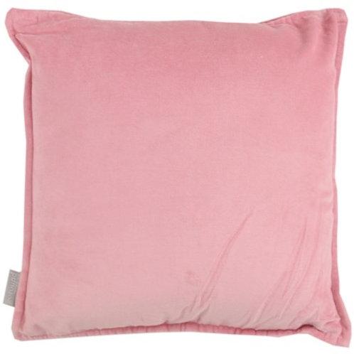 Samtkissen fresh pink