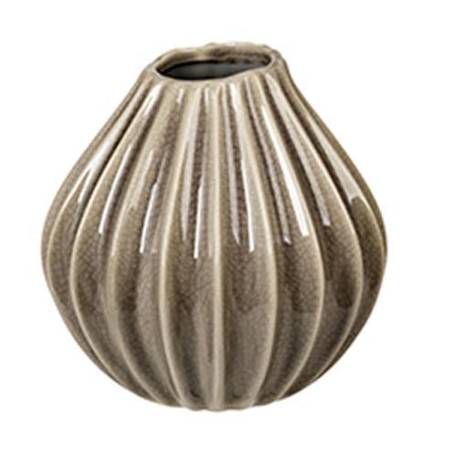 Vase Wide rainy day