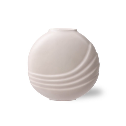 Vase flower matt skin M