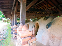 a kiln for firing ceramics