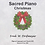 Thumbnail: CHRISTMAS Sacred Piano - Fred W. Drifmeyer