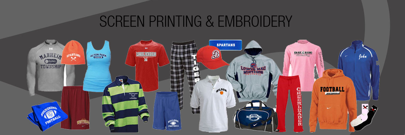 DboGraphicsscreen printing & embroidery.