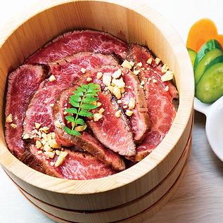 肉寿司 ステーキ 肉まぶし 京都 肉料理 寺町通