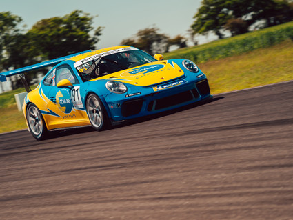 Richardson Racing adds Will Bratt to expanded Porsche Carrera Cup programme