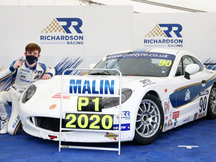 Richardson Racing expands Porsche Carrera Cup GB programme with Josh Malin