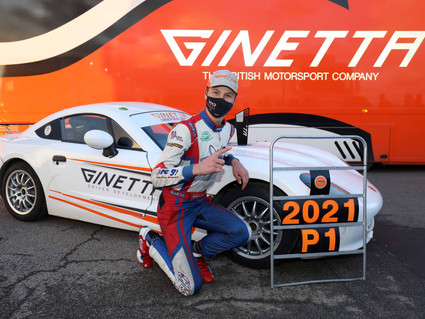 Richardson Racing confirm Ginetta Junior Scholarship winner Robert de Haan