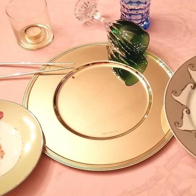 Tableware presentation plate