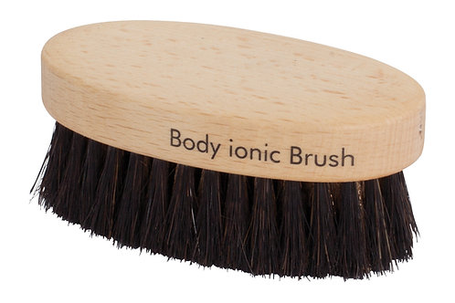 """Body ionic""βούρτσα για στεγνό μασάζ"