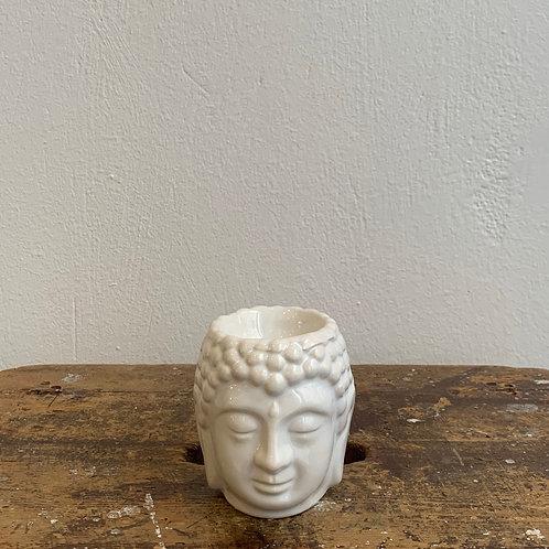 Αρωματιστής Βούδας mini ΛΕΥΚΟ