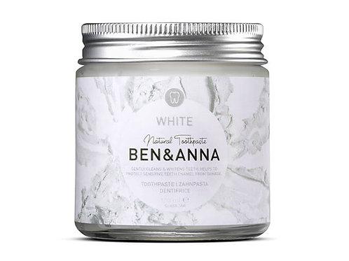 White | Toothpaste