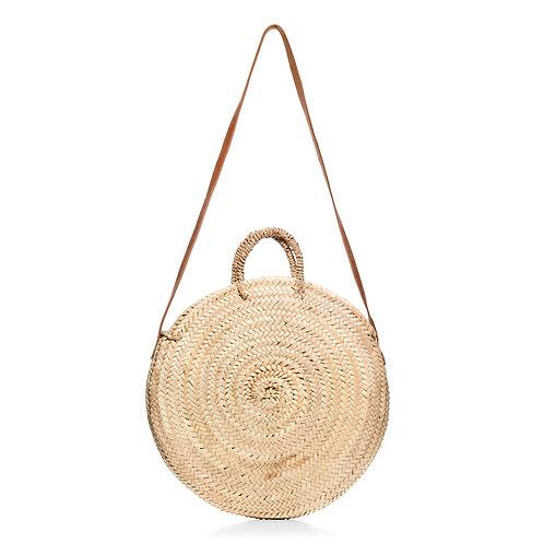 """Ψάθινη τσάντα """"Atlas plus"""""""