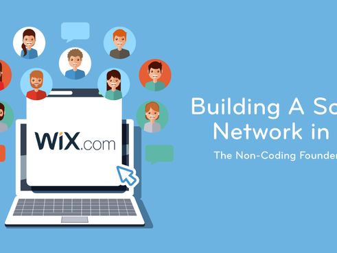 Building A Social Network in Wix   The Non-Coding Founder's Guide - Part 2
