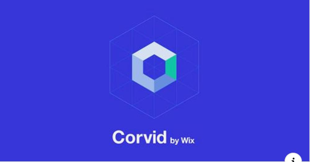 Corvid by Wix - Corvid Logo - Wix Code Rebrand