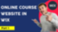 How To Build An Online Course Website in