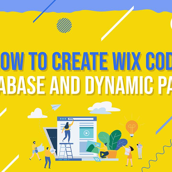 Webinar: Wix Database & Dynamic Page Crash Course