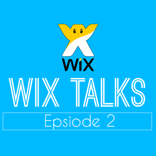 Wix Talks Podcast - Brett Haralson