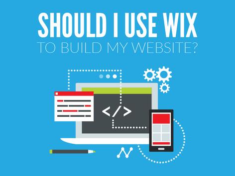 Is Wix good for websites?