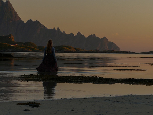 Living at 69 degrees North in Norway. Memories from Vesterålen.