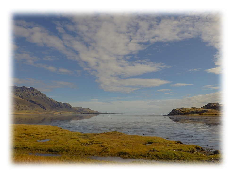 The lady of land and sky, a story for Ívaf Knitwear in the Westfjords of Iceland.