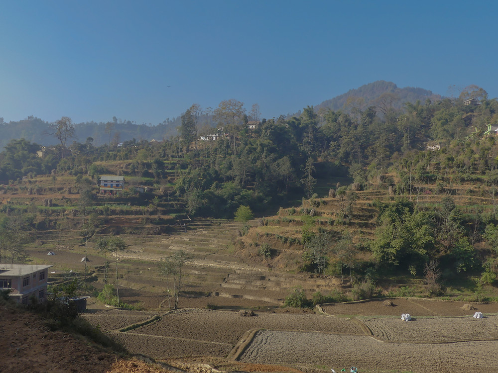 The people of Panauti, Nepal. A home-stay with the locals.