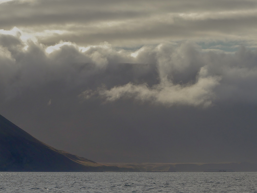Sailing Dýrafjörður, another perspective on one of the nicest fjords in the Westfjords of Iceland.