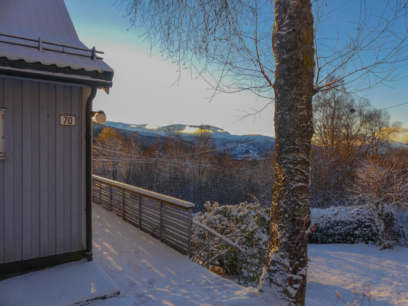 We bought our dream house in Norway and it scared the crap out of me