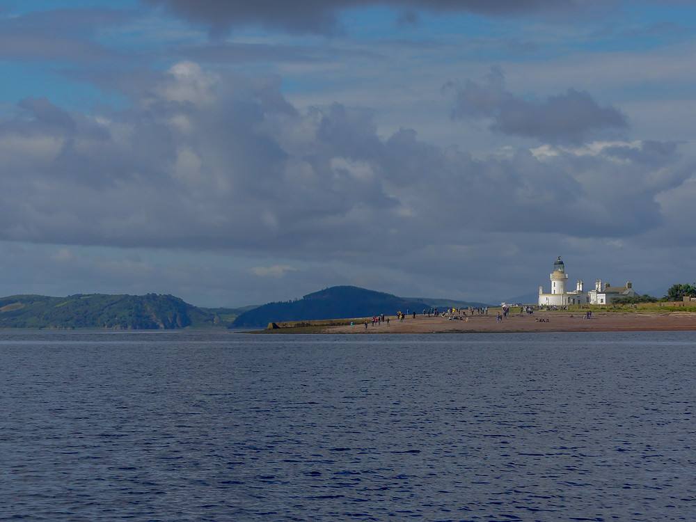 My August as a marine wildlife guide at Dolphin Spirit Inverness, Scotland.