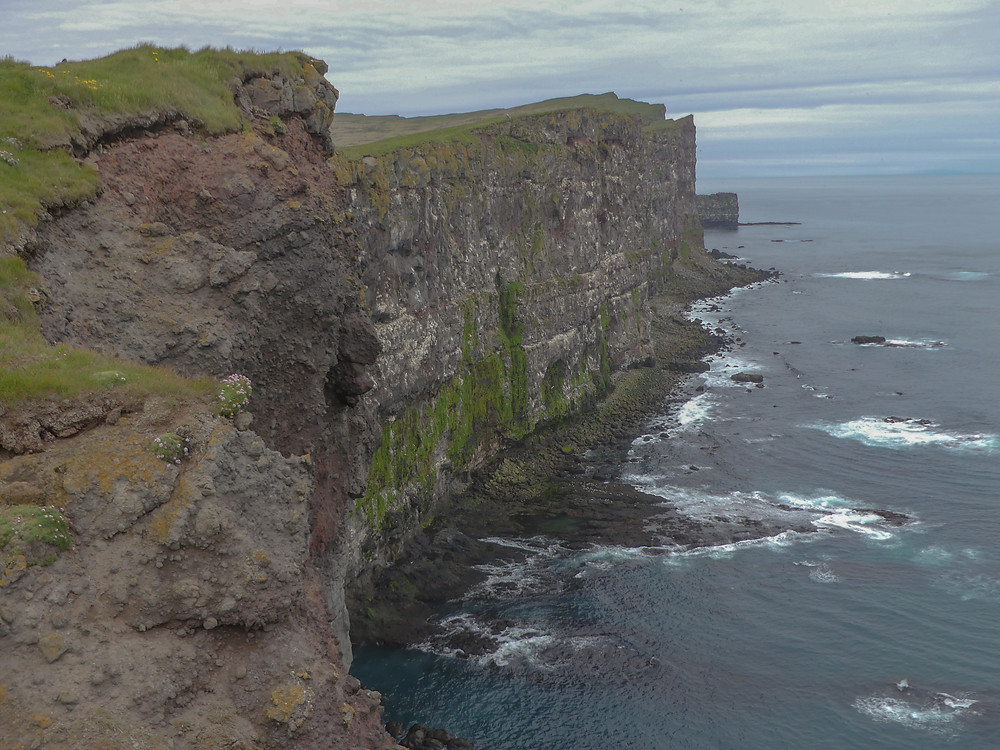 A visit to Látrabjarg in the Westfjords of Iceland.