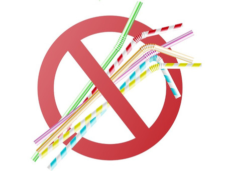 IF SOCIETY STOPPED USING PLASTIC STRAWS HOW MUCH WILL IT BENEFIT THE ENVIRONMENT