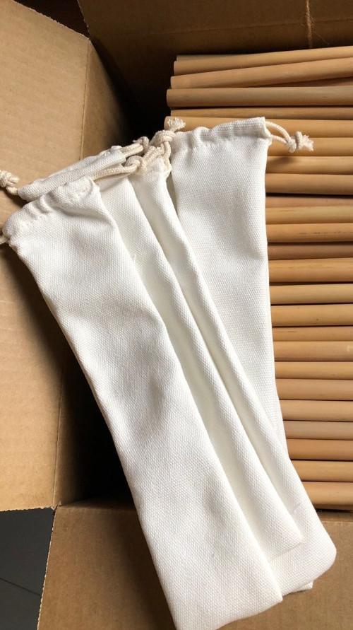 Custom Cloth Bag bamboo