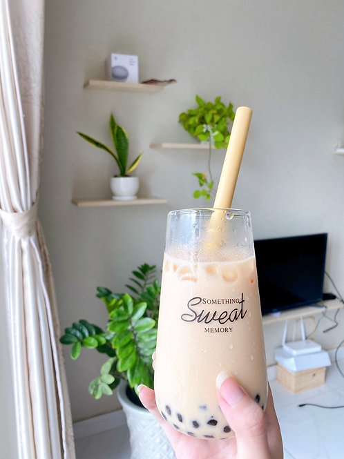 Buy Reusable Bamboo Drinking Straws