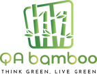 QA bamboo logo