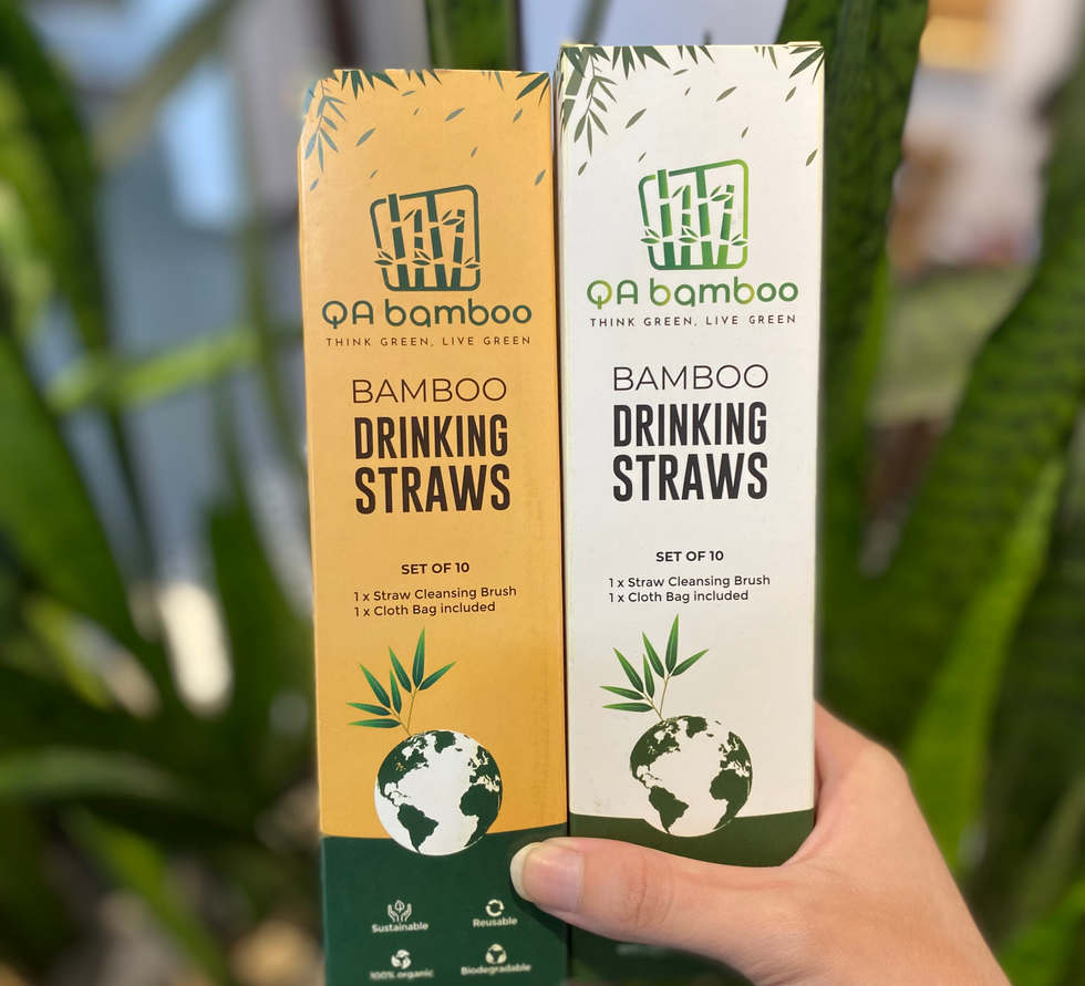 2 packages of QA Bamboo