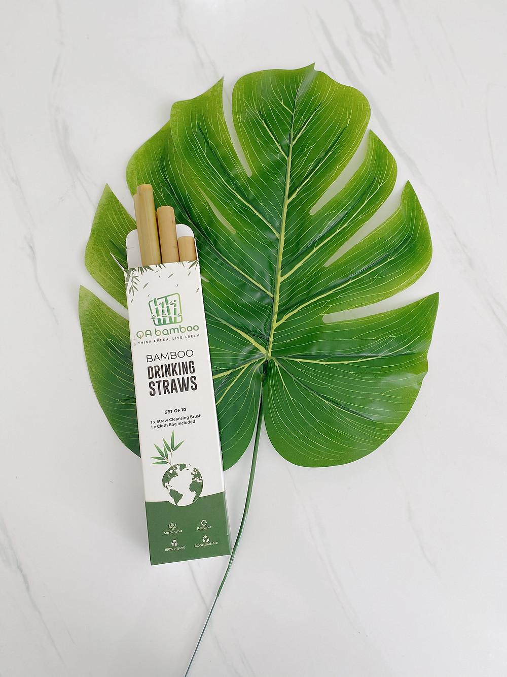 bamboo straws qa