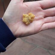 Popcorn Chicken Heart