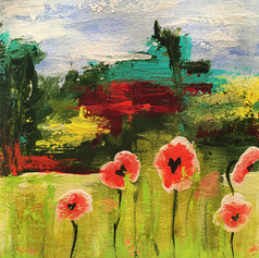 Poppy Field No. 1
