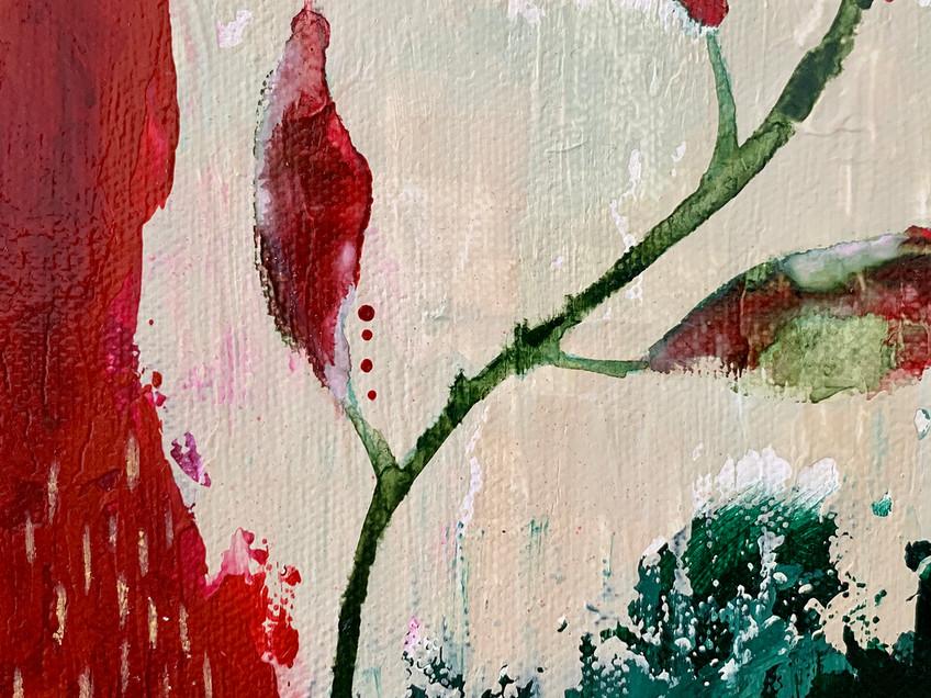 Spring Splendor Detail