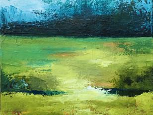 Through The Meadow
