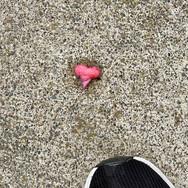 Pink Gunk Heart