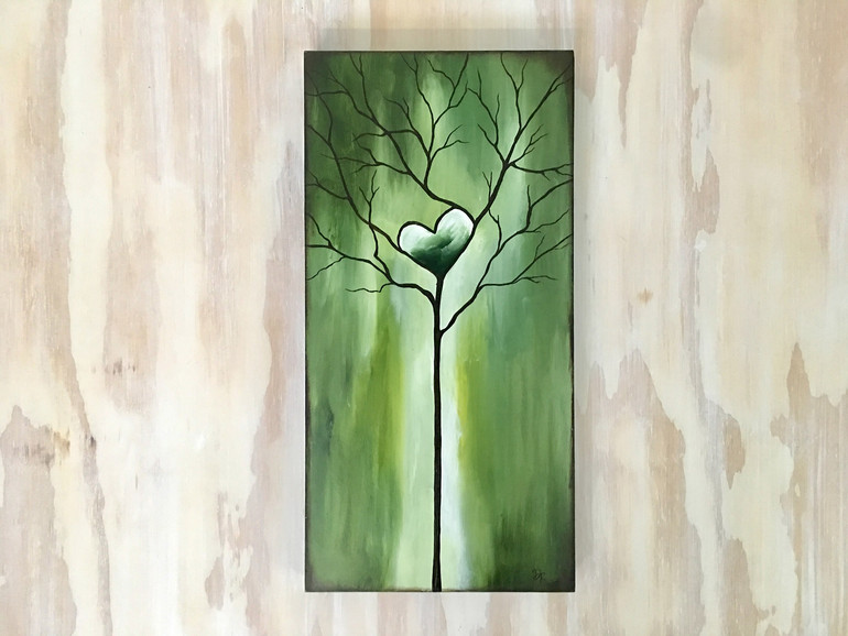 Tree of Life Sage Green