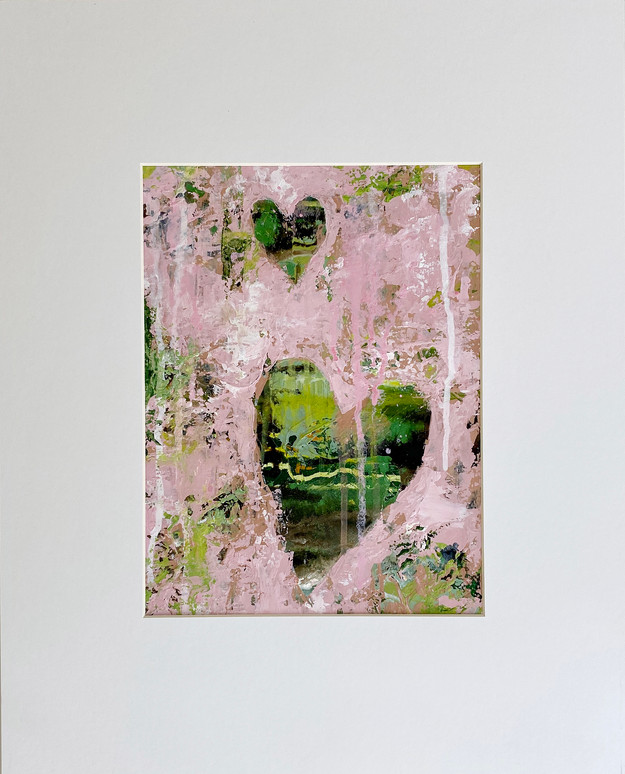 Green Fortitude Matted