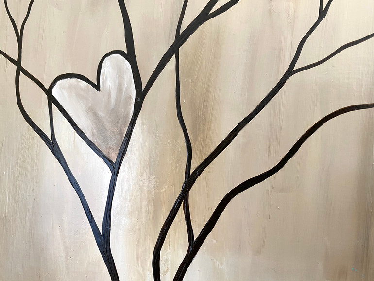 Tree of Life Tan Detail