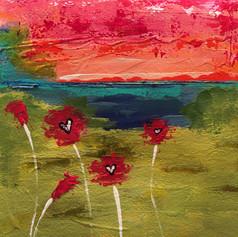 Poppy Field No. 2