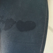 Water Stain Heart