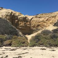 Beach Bluff Heart