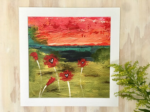 Poppy Field No. 2