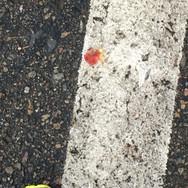 Pink Street Heart
